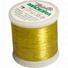 Madeira Metallic Thread 200m Gold 8