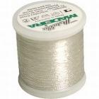 Madeira Metallic Thread 1000m Silver