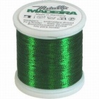 Madeira Metallic Thread 200m 358 Emerald