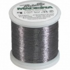 Madeira Metallic Thread 200m 360 Black Pearl