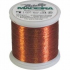 Madeira Metallic Thread 200m Copper