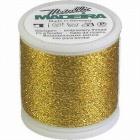 Madeira Metallic Supertwist 200m - 25 Gold