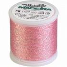 Madeira Metallic Supertwist 200m - Cotton Candy
