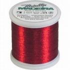Madeira Metallic Thread 1000m 315 Ruby