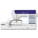 Innov-Is F480 with embroidery unit attached