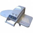 Electronic Steam Press - Can actually half your ironing time