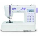 Silver Viscount 404 sewing machine