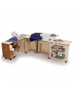 Horn 2042 Superior Sewing Machine Cabinet