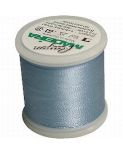 Madeira Machine Embroidery Rayon 200m Thread - 1132 Medium Pastel Blue