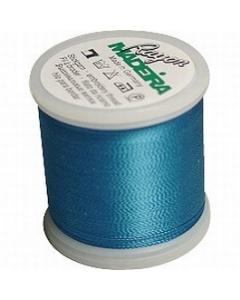 Madeira Machine Embroidery Rayon 200m Thread - 1096 Duck Wing Blue