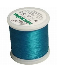 Madeira Machine Embroidery Rayon 200m Thread - 1091 Dark Turquoise
