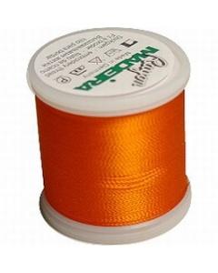 Madeira Machine Embroidery Rayon Thread - 1078 Tangerine