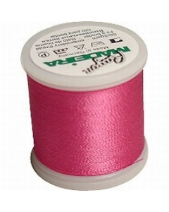 Madeira Machine Embroidery Rayon 200m Thread - 1309 Hot Pink