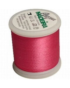 Madeira Machine Embroidery Rayon 200m Thread - 1117 Deep Rose
