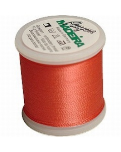Madeira Machine Embroidery Rayon 200m Thread - 1107 Coral