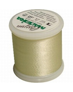 Madeira Machine Embroidery Rayon Thread - 1222 Cream