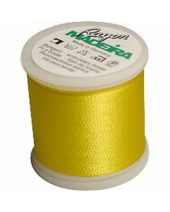 Madeira Machine Embroidery Rayon Thread - 068 Yellow