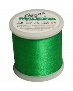 Madeira Machine Embroidery Rayon 200m Thread - 1251 Bright Green