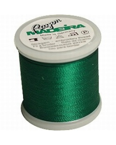 Madeira Machine Embroidery Rayon 200m Thread - 1250 Emerald Green