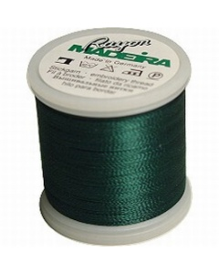 Madeira Machine Embroidery Rayon 200m Thread - 1304 Forest Green