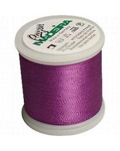 Madeira Machine Embroidery Rayon 200m Thread - 1033 Purple