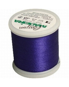 Madeira Machine Embroidery Rayon 200m Thread - 1366 Eggplant