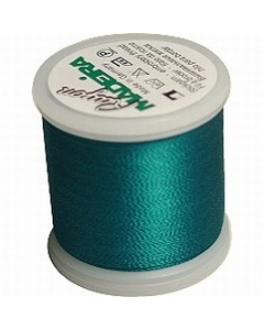 Madeira Machine Embroidery Rayon 200m Thread - 1293 Dark Teal