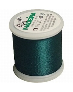 Madeira Machine Embroidery Rayon 200m Thread - 1290 Midnight Teal