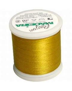 Madeira Embroidery Rayon Thread - 1192 Temple Gold