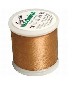 Madeira Embroidery Rayon Thread - 1057 Medium Tawny Tan
