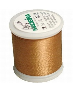Madeira Embroidery Rayon Thread - 1126 Tan