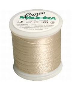 Madeira Embroidery Rayon Thread - 1082 Ecru