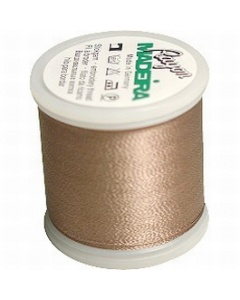 Madeira Embroidery Rayon Thread - 1128 Medium Taupe