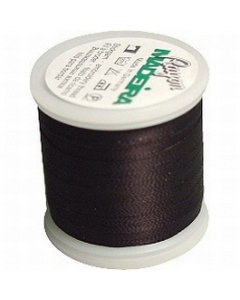 Madeira Machine Embroidery Rayon Thread - 1000 Black