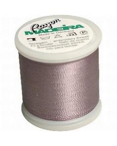 Madeira Machine Embroidery Rayon Thread - 1040 Steel Grey