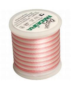 Madeira Variegated Rayon Thread 200m - 2021 Pinks