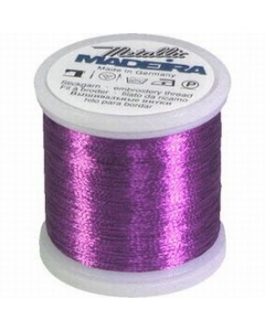 Madeira Metallic Thread 200m 312 Amethyst
