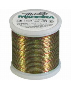 Madeira Variegated Metallic 200m Thread Astro 2