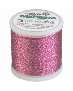 Madeira Metallic Supertwist 200m - 13 Antique Rose