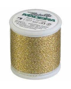Madeira Metallic Supertwist 200m - 24 Antique Gold