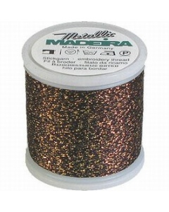 Madeira Metallic Supertwist 200m - 251 Tarnished Gold