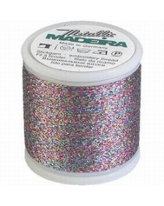 Madeira Metallic Supertwist 200m - 280 Multi-Sunrise