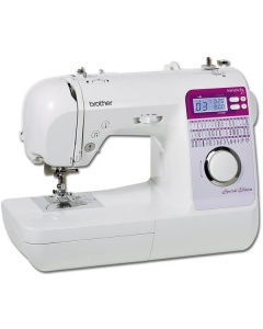 Innovis 20LE  - Very strong machine with an Alloy body, many electronic features that make sewing quick and fun