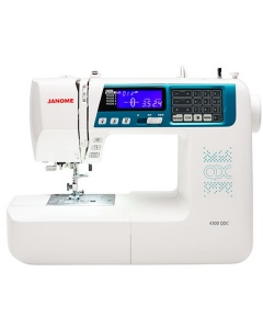 Janome 4300QDC computer sewing machine