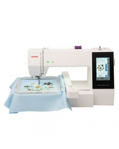 Janome MC500e Memory Craft for embroidery