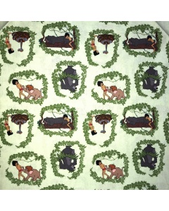 Disney's The Jungle Book Characters Fabric