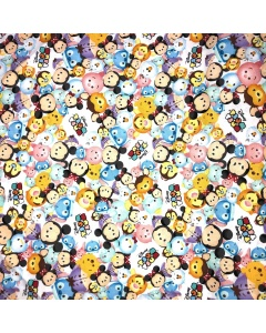 Disney Tsum Tsum Fabric