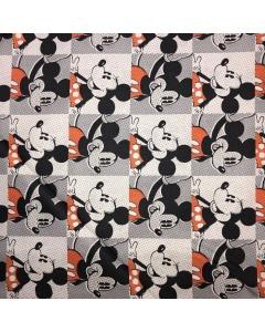 Disney's Mickey Mouse Pop Art Blocks Fabric