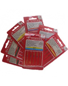 Pack of sewing machine needles
