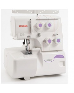 Janome 8002d overlock sewing machine